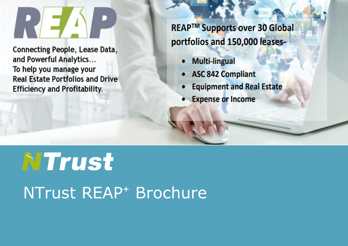 REAP features